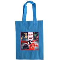 Goody Bags tenteng big hero