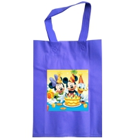 Goody Bags tenteng mickey donald