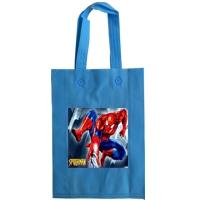 Goody Bags tenteng spiderman