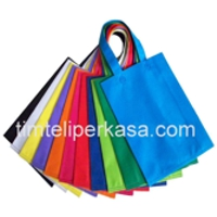 Tas spunbond press sablon murah