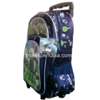 Tas trolley ransel Shaun The Sheep